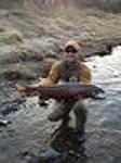 First Steelhead - Caught with gear and advice from Tom Cats - Tom Cats Steelhead Pictures Salmon Pictures