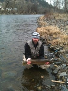 Ryans First Steelhead - 2012 - Tom Cats Steelhead Pictures Salmon Pictures